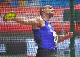 Samimi, Mahmoud - Discus - 2015 Wuhan, China - Bronze