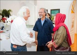 Tehran, Iran - Shahrivar Gallery - Abolghassem Saidi 1st Iran solo exhibition - 12