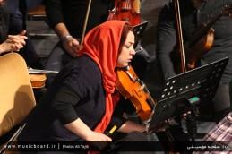 Tehran, Iran - Tehran Symphony Orchestra - Rehearsal 10