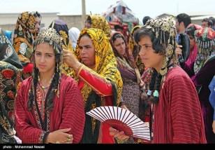 Golestan, Iran - Turkmen Sahra (Plain of Turkmens) 19