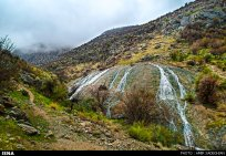 Iran Fars Province Tarom waterfall 5