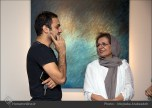 'A decade of Paintings' by Pariyoush Ganji at Ariana Gallery in Tehran