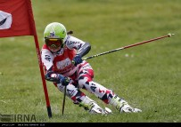 2015, August - FIS Grass Ski World Cup in Dizin, Iran - 33