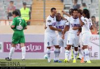 Charity game in Iran with Football World Stars - Match 9
