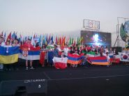 Bronze medalists at IOAA 2015 held in Semarang, Indonesia