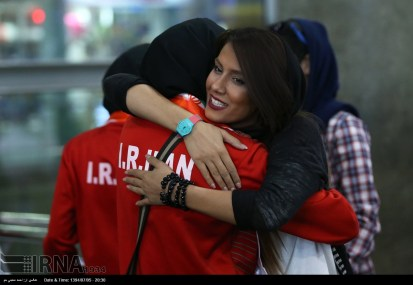 2015 AFC Women's Futsal Championship - Iran - Welcome in Tehran 10