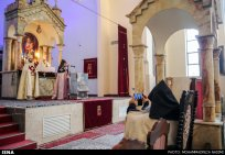 Holy Muron Christian Armenians Iran Tehran Sarkis church 4