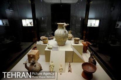 Tehran, Iran - Glassware & Ceramic Museum of Iran 02