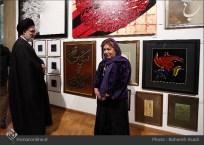 8th Haft Negah (Seven Views) - Iranian expo at Niavaran Cultural Complex, organized by the Aria, Elaheh, Dey, Golestan, Haft Samar, Vaali and Mah-e Mehr galleries - 06