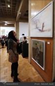 8th Haft Negah (Seven Views) - Iranian expo at Niavaran Cultural Complex, organized by the Aria, Elaheh, Dey, Golestan, Haft Samar, Vaali and Mah-e Mehr galleries - 12
