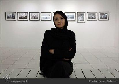 ^Photo: Saeed Rabiee / Honar Online