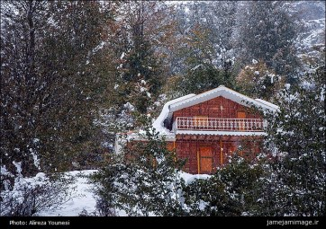 Gilan, Iran – Autumn - Snow - Mountains near Masal 13