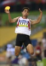 Olfatnia, Ali - 2015 IPC Athletics World Championships - F37 Men's Long Jump - Silver