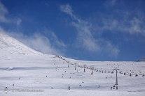 Tehran, Iran - Tochal International Ski Resort - 2015 - 04