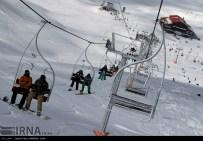 Tehran, Iran - Tochal International Ski Resort - 2015 - 08