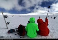 Tehran, Iran - Tochal International Ski Resort - 2015 - 11