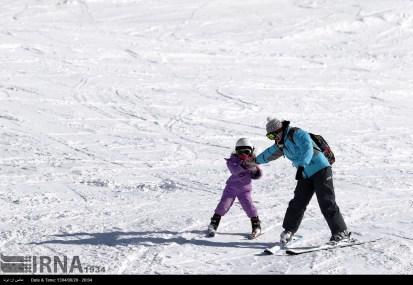 Tehran, Iran - Tochal International Ski Resort - 2015 - 14