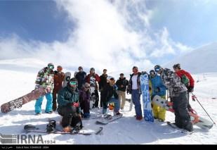 Tehran, Iran - Tochal International Ski Resort - 2015 - 17