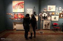 8th Fajr International Festival of Visual Arts in Iran - 36 - (Photo Khosrow Parkhideh - Mehr News)