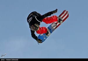 Golden Games at Tochal Interntional Ski Resort - Tehran, Iran - March 2016 - 08 (Photo Hossein Zohrevand - Tasnim News)