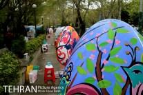 Tehran, Iran - Baharestan - Urban art event to welcome spring - 2016 (1394-1395) - 338