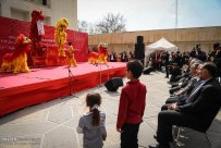 Tehran, Iran - Joint celebration of Chinese New Year and Nowruz at Niavaran Complex - 2016 - 08