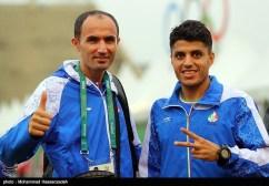 Rio 2016 - Athletics - Marathon - Mohammad Jafar Moradi (Mohammadjafar) - Olympic Games in Rio de Janeiro, Brazil - Photo M. Hassanzadeh (Tasnim) 01