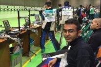 Rio 2016 - Shooting - 10m Air Rifle - Pourya Norouziyan - Olympic Games in Rio de Janeiro, Brazil