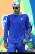 Rio 2016 - Swimming - 200m Breaststroke - Arya Nasimi Shad - Olympic Games in Rio de Janeiro, Brazil - 01 - Foto Javid Nikpour-Tasnim News