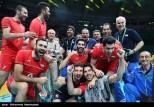Rio 2016 - Volleyball - Iran-Egypt - Olympic Games in Rio de Janeiro, Brazil - Foto M. Hassanzadeh (TNA)