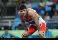 Rio 2016 - Wrestling - Freestyle 86kg - Alireza Mohammad Karimimachiani (Karimi Machiani) - Olympic Games in Rio de Janeiro, Brazil - Photo Mohammad Hassanzadeh (Tasnim)