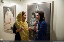 Golestan Gallery, Tehran, May 2017. Photo credit Ehsan Neghabat, Honar Online