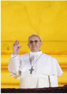 Argentinian Jesuit chosen to succeed Benedict XVI