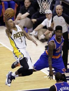 Knicks' Shumpert - feeling fine but time limited?