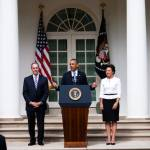 Froman, Obama and Pritzker