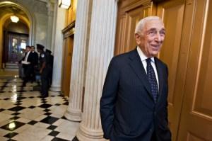 Senator Frank Lautenberg, D-NJ, RIP