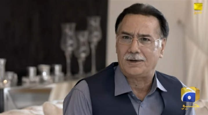 As Zeeshan's late father Rahman