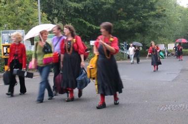 Bedraggles Morris Dancers