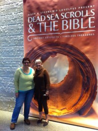 Dead Sea Scrolls Exhibition