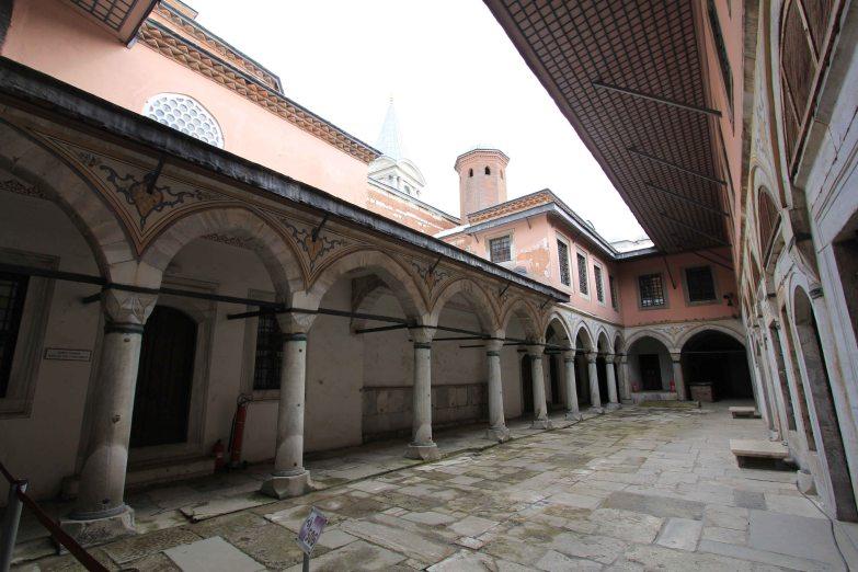 Topkapi Palace - In the Harem