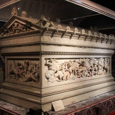 The Alexander Sarcophagus