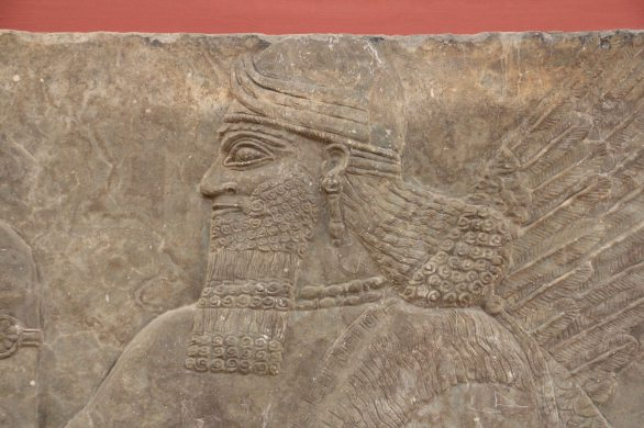 Assyrian Stone relief