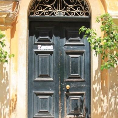 Typical Corfu architecture