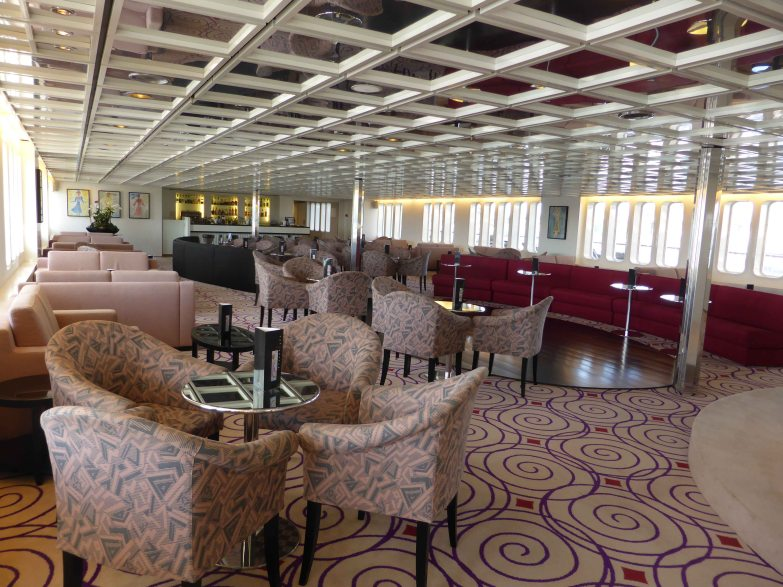 One of the 3 lounges.