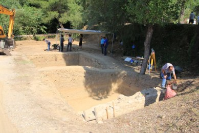 Like most sites in the ancient world, excavations are ongoing. There are probably many more treasures to uncover!