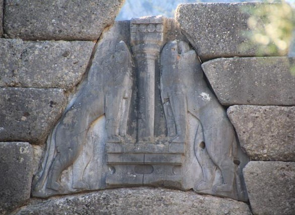 Mycenae: The Lion Gate