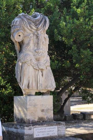 The Emperor Hadrian