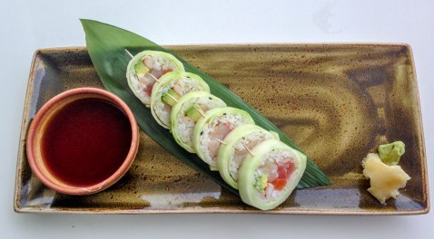 FABULOUS JAPANESE MEAL