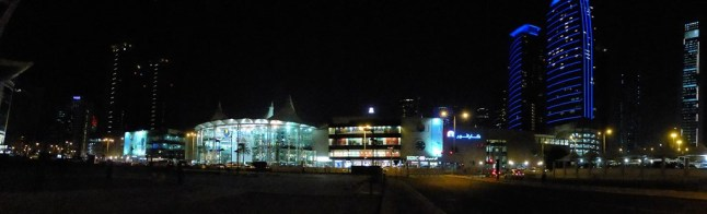 THE CITY CENTER MALL & OUR HOTEL
