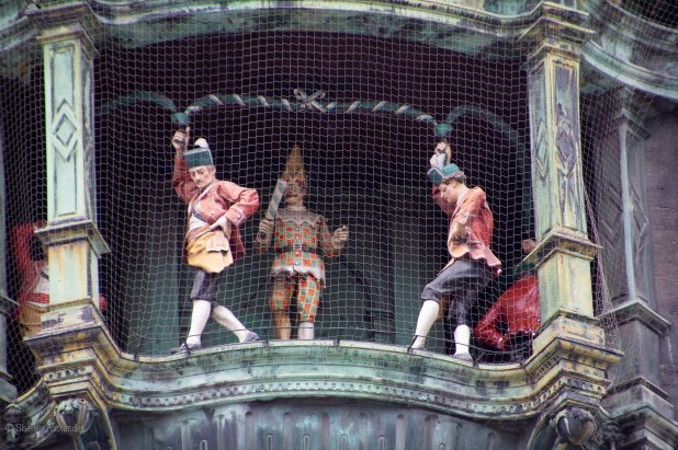 The Glockenspeil